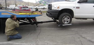 wheel lift tow services